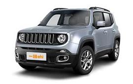 Jeep自由侠或同组车型